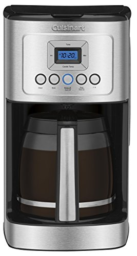 cuisinart dcc3200 perfect temp 14cup coffeemaker